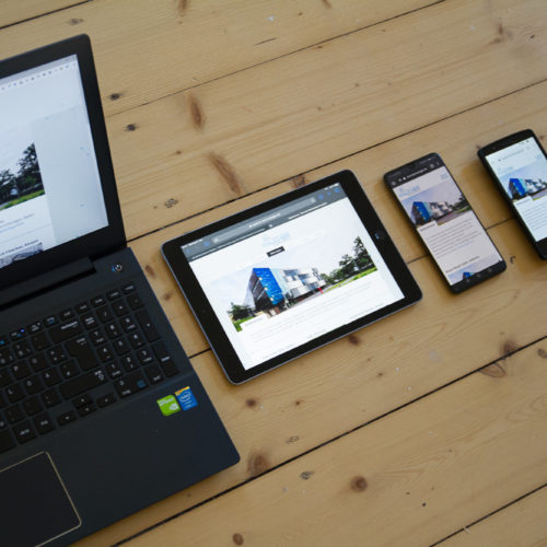 Raucher Technologie Responsive Mobile Devices